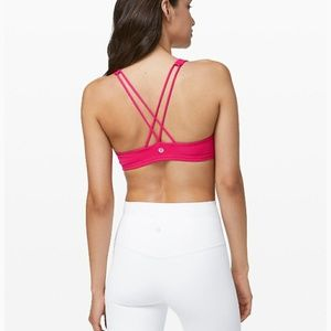 "lululemon athletica Intimates & Sleepwear - Lululemon ""Free to Be"" Sports Bra"
